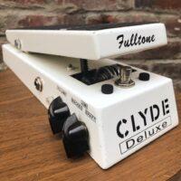 Fulltone Clyde Deluxe wah - $125