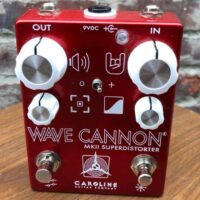 Caroline Wave Cannon MKII Superdistorter w/ bag - $145