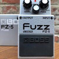 Boss FZ-5 Fuzz w/ box - $70