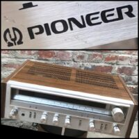 Pioneer SX-3500 stereo receiver - $250