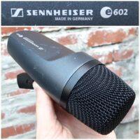 Sennheiser E602 dynamic mic - $100