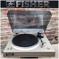 Fisher ST-34D turntable - $100