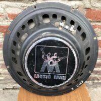 "Circa 1980 Eminence ( Music Man label) C12G 12"", 8 ohm guitar speaker - $90"