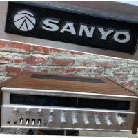 Sanyo DCX3300KA stereo receiver - $250