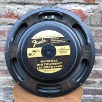 "Eminence ""Fender labeled"" 12"", 8 ohm guitar speaker - $60"