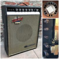 1966 Teisco Checkmate 20 tube amp - $595