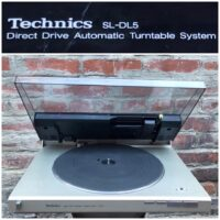 Technics SL-DL5 linear turntable - $175