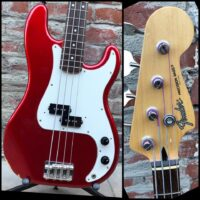 1994-95 Fender Precision Bass PB-STD w/ gig bag MIJ - $795