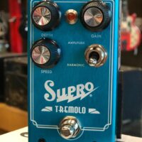 Supro Tremolo w/box - $160