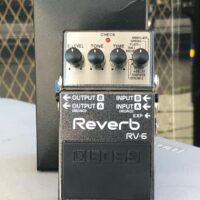 Boss RV-6 Reverb - $110