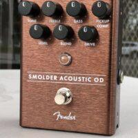 Fender Smolder Acoustic OD - $100