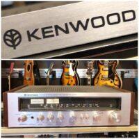 Kenwood KR-3090 stereo receiver - $195