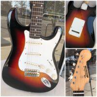 Bacchus Universe Series Strat style guitar w/ gig bag - $395