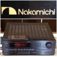 Nakamichi AV-2 stereo receiver- $195