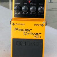 Boss PW-2 Power Driver - $85