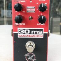 Keeley MS 30 Double Tracker w/ box and power supply- $130