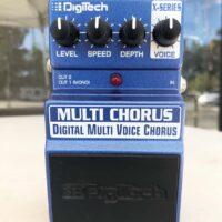 DigiTech Multi Chorus - $60