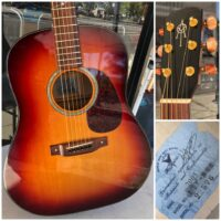 2005 K. Yairi RSY-801 Made in Japan w/ OHSC and case candy - $1,095