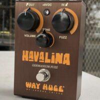 Way Huge Havalina Germanium fuzz - $95