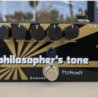 Pigtronix Philosopher's Tone compressor/ sustian - $110