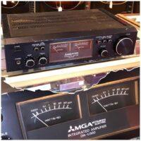 Mitsubishi DA-U300 integrated amp - $220