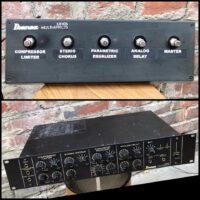 Ibanez UE-405 Multi-Effects w/ custom made foot switch - $280