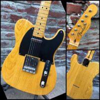 2014 Fender TL-52 Telecaster w/ gig - $895