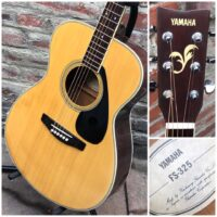 Yamaha FS-325 w/ gig bag - $350