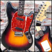 Bacchus BMS-1R w/ gig bag - $350