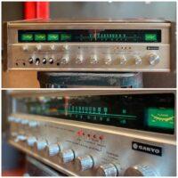 Sanyo DCX3300KA Stereo Receiver $250