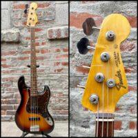 2009 Fender Jazz Bass JB62-80US -$995