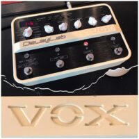 Vox DelayLab pedal - $185 Call 323-505-7777 if interested.