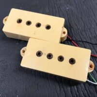 1970's DiMarzio Precision Bass PAF pickups 11.56 ohm - $125.00 Call 323-505-7777 if interested.