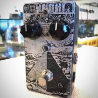Overdrive mystery pedal designed by Inscho and rebuilt by Jay Fuji - $75 Call us at 323-505-7777 if interested.