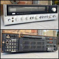 Sansui QRX-5001 stereo receiver - $250