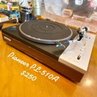 Pioneer PL-510A Direct Drive Stereo Turntable - $250