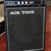 "1975 Ace Tone B3 1x15"" bass amp - $595"