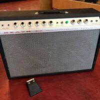"""1960's Heathkit TA-16 2x12"""" guitar amp - $395"""