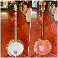 1970s R.C Allen plectrum banjo - $650