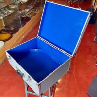 """Hard shell case for 14"""" snare drum - $25"""