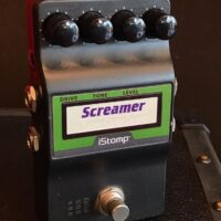 Digitech Screamer overdrive w/cable - $85