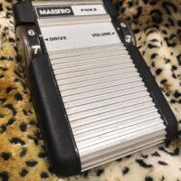 1970's Maestro MFZ Fuzz - $350