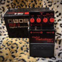 Boss MZ-2 Digital Metalizer w/box MIJ - $265