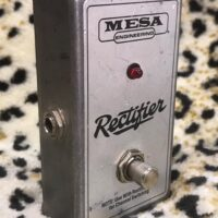 Mesa Rectifier channel footswitch - $30