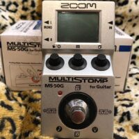 Zoom MS-50G Multistomp - $80