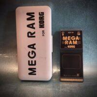 Korg MCR-04 Mega Ram cartridge for M1 & Wavestation synths - $95