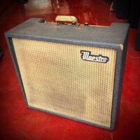 1962 Maestro (Gibson) Reverb Echo Deluxe w/footswitch - $995