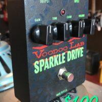 Voodoo Lab Sparkle Drive - $100