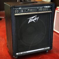 Peavey TKO 115S bass amp - $125