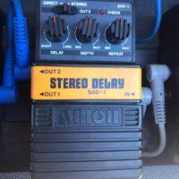 1980s Arion SAD-1 Stereo Delay - $95